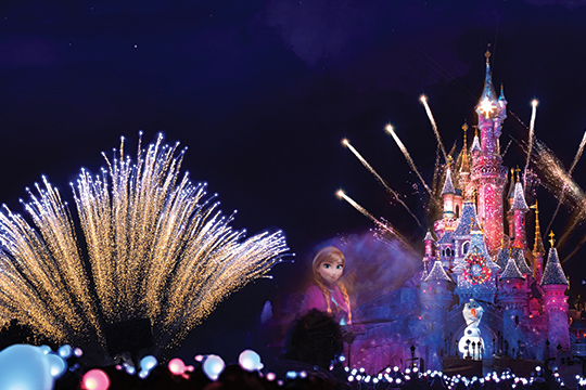 Disneyland Paris® New Year Offer
