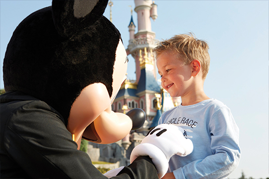 Summer Holidays at Disneyland Paris®