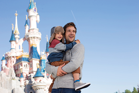 Disneyland Paris® 20% off Hotel and Park Tickets with Free Half Board Meal Plan