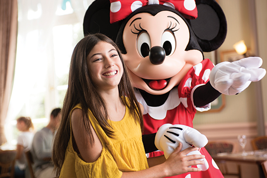 Disneyland Paris®  - Only £160 deposit and full balance 12 weeks before departure
