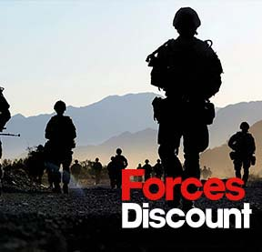 Discounts & Offers for the Military